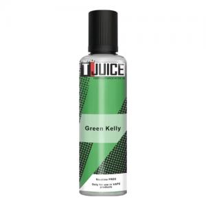 Green Kelly Shortfill By T-Juice