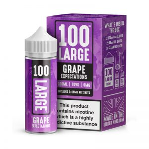 Grape Expectations Shortfill By 100 Large