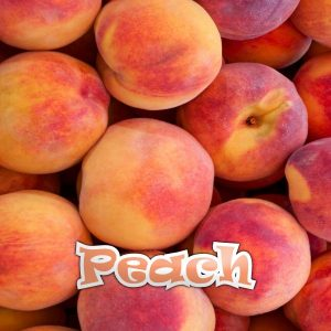 Peach 50ML Short Fill