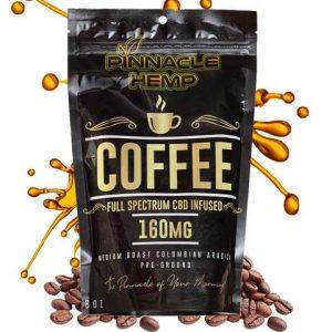 Full Spectrum CBD Ground Coffee