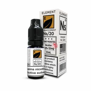 Honey Roast Tobacco by Element (Nic Salt)