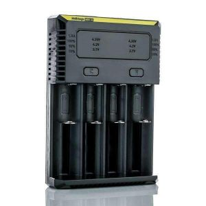 Nitecore i4 Battery Charger (Four Bay)
