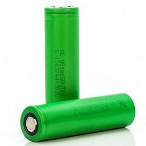 Sony VTC6 18650 Rechargeable Vape Battery (3000mah 19A)