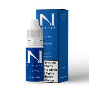Nic Nic Nicotine Shots