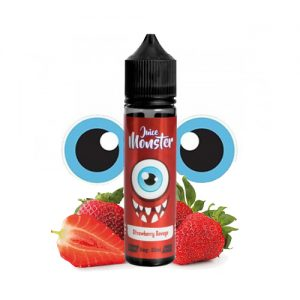Strawberry Savage 50ml By Juice Monster