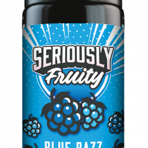 Blue Razz By Seriously Fruity 100ml