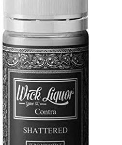 Contra Shattered Juggernaut Shortfill By Wick Liquor